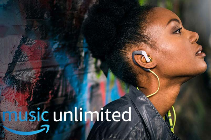 Amazon Music Unlimited GRATIS